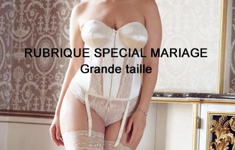 9b4166d0d8e48e Sous-vêtements et lingerie grande taille - Rondement Jolie